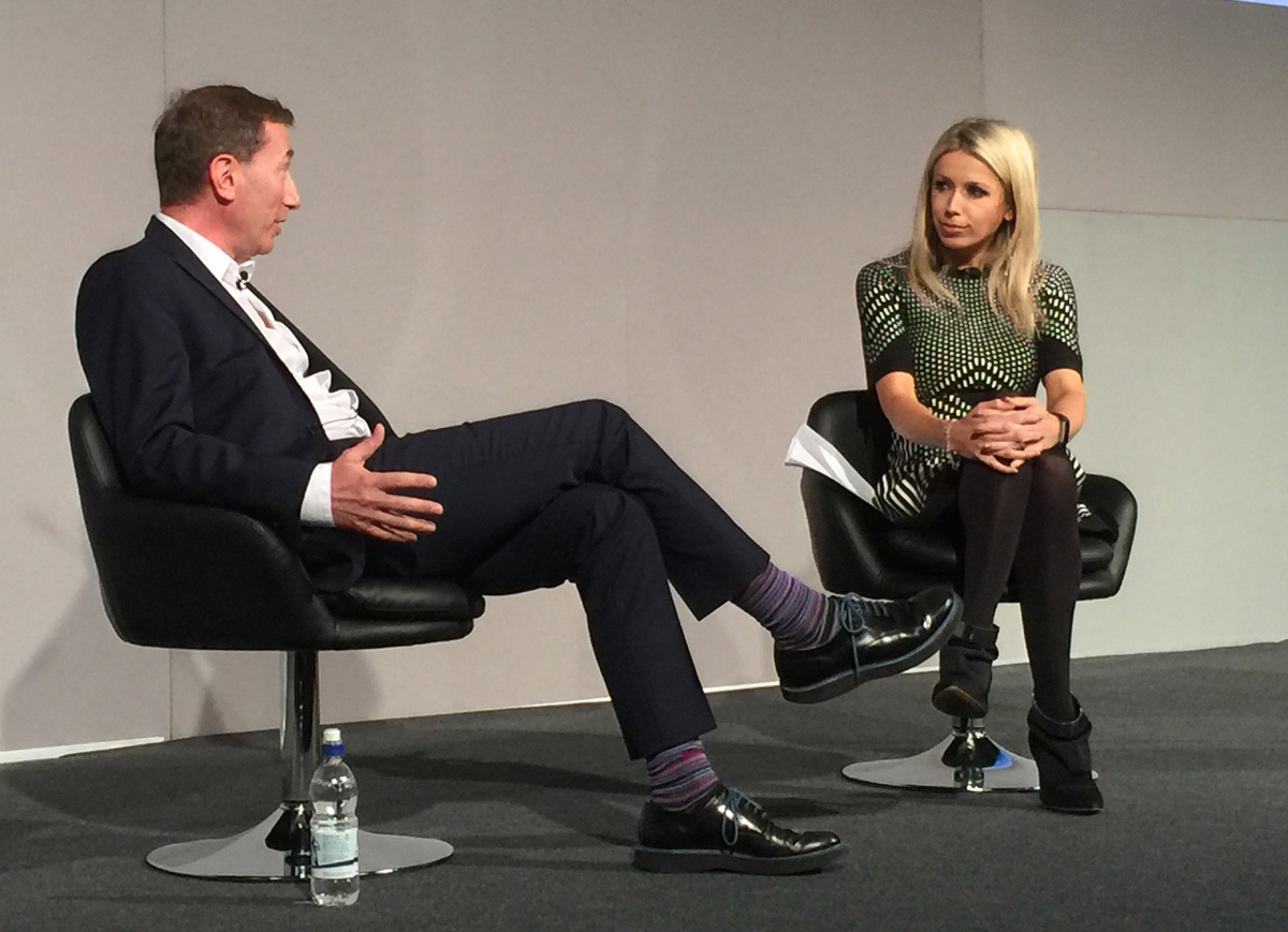 Jeremy Silver talks to Lara Lewington at Digital 2016