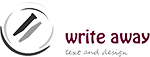Write Away logo