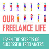 Our Freelance Life podcast