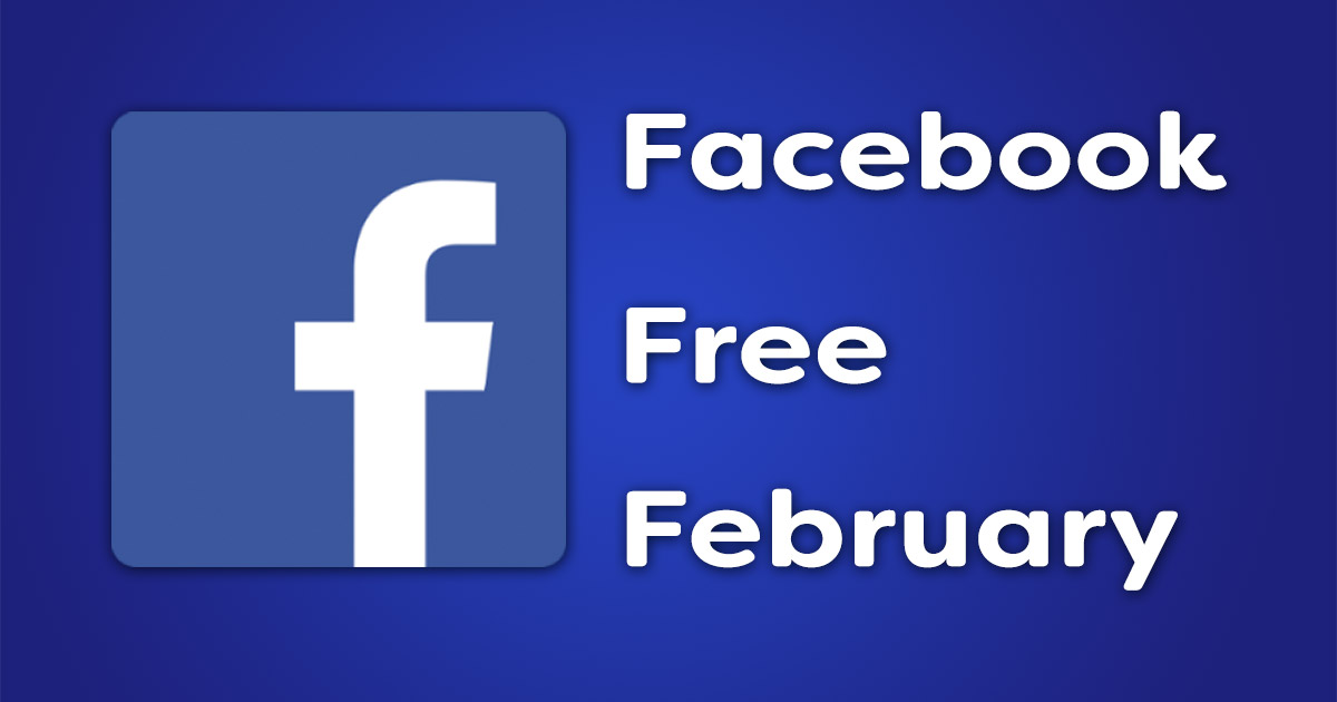 Facebook Free February