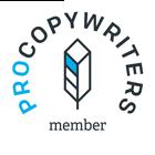 Pro Copywriters' Network member