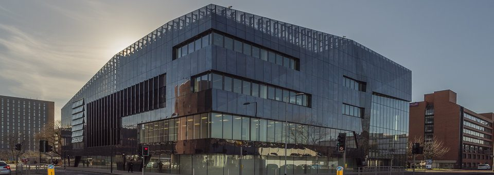Case study – National Graphene Institute, Manchester