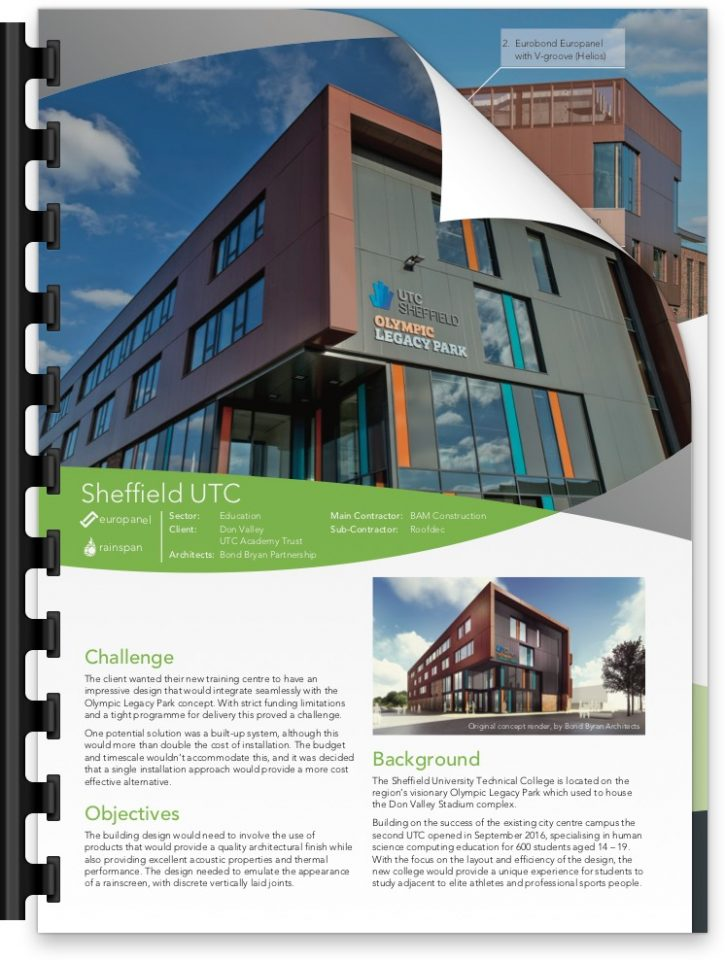 Eurobond Sheffield case study
