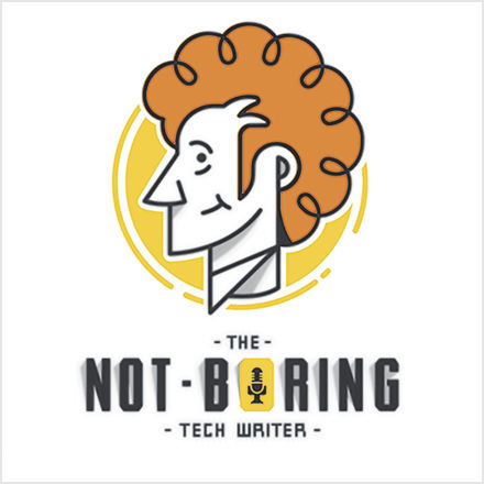 Not-Boring Tech Writer