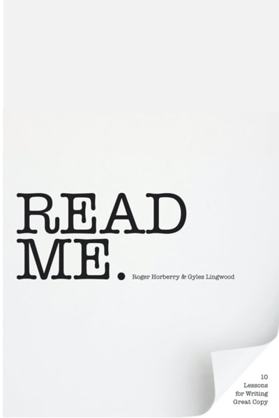 Read Me by Roger Horberry and Gyles Lingwood
