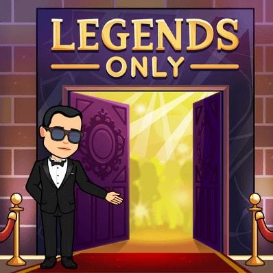 LinkedIn legends only
