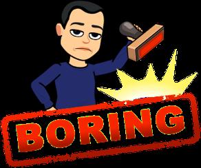 BitmoJohn boring