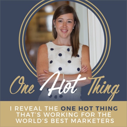 One Hot Thing podcast