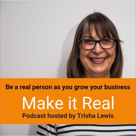 Make It Real by Trisha Lewis