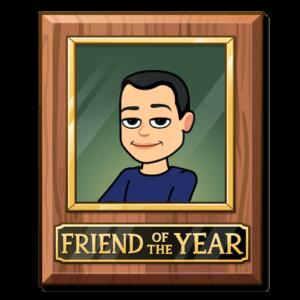 BitmoJohn friend of the year