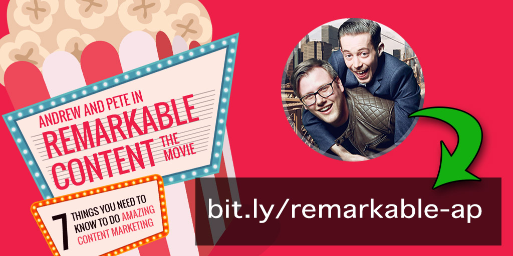 Remarkable Content: The Movie
