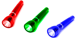 RGB torches