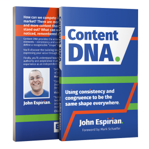 Content DNA book cover
