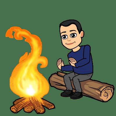 Build conversation around the campfire