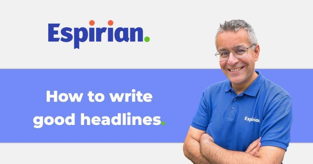 How to write good headlines