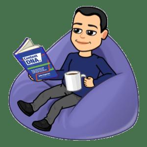 BitmoJohn reading ContentDNA