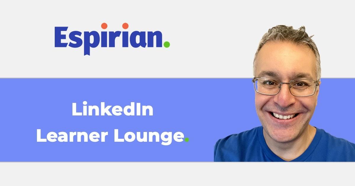 LinkedIn Learner Lounge
