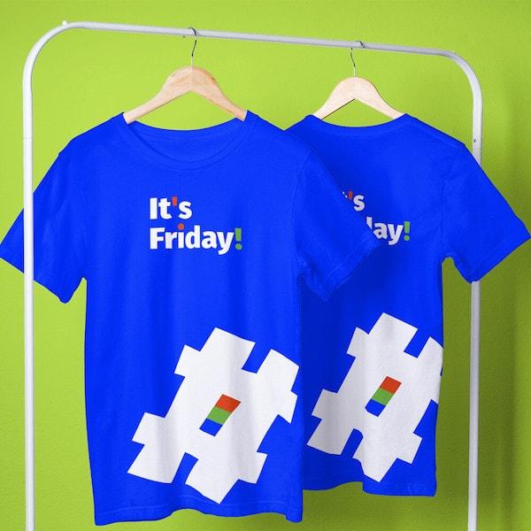 #FridayShout shirt