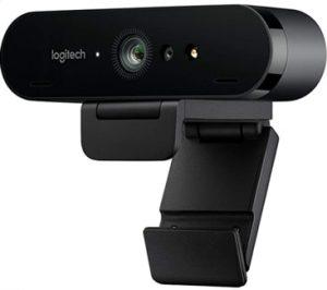 Logitech BRIO 4K webcam