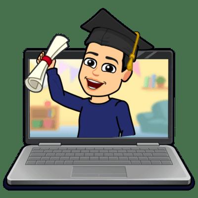 BitmoJohn graduation