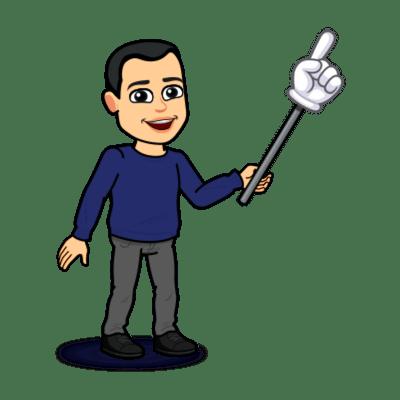 BitmoJohn pointing