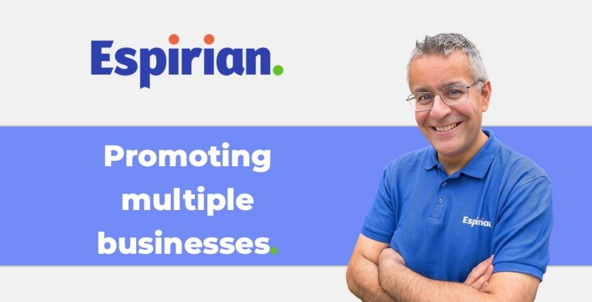 How to promote multiple businesses